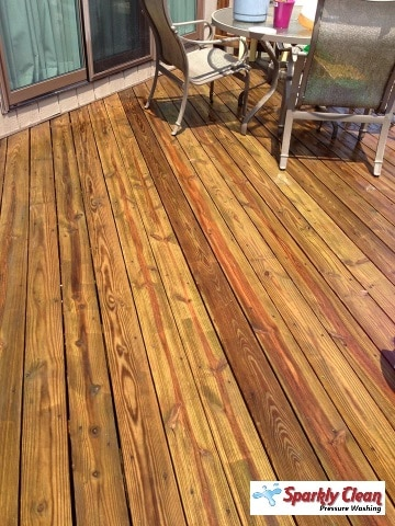 Power-Washing-In-Maryland-Deck-After-Photo